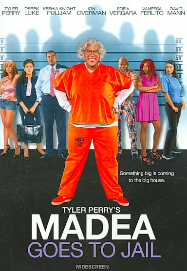 MADEA GOES TO JAIL BY PERRY,TYLER (DVD)